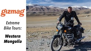 Extreme Bike Tours: Western Mongolia on a Royal Enfield