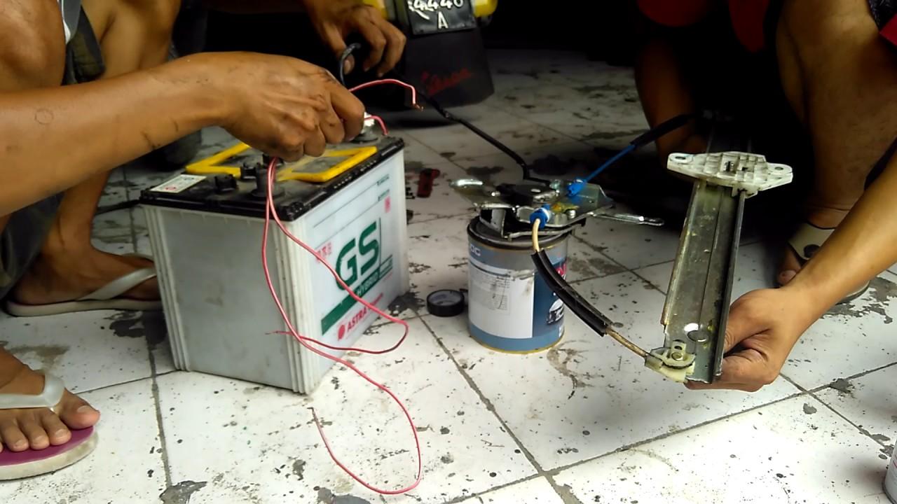 Cara Perbaiki Motor Power Window Youtube Memeriksa Wiring
