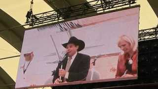 calgary stampede 2013 awesome auctioneer at auction