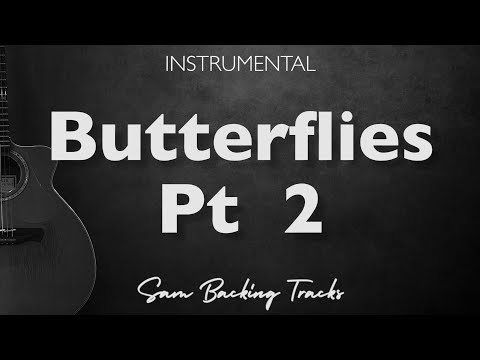 Butterflies Pt  2 – Queen Naija – Backing Track (Acoustic Instrumental)