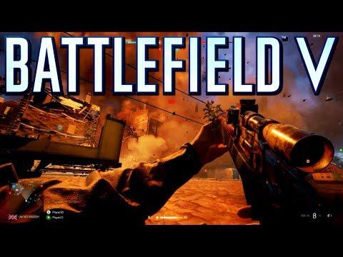 Battlefield 5: Rotterdam is Game Changing (Multiplayer Gameplay Beta)