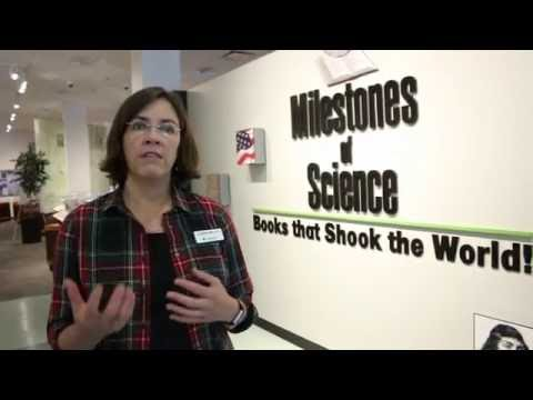 Milestones of Science Exhibit - Buffalo & Erie County Public Library