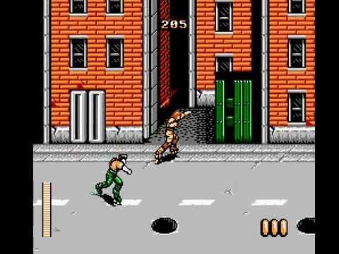 NES Longplay [271] Rollergames