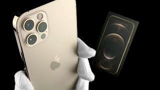 iPhone 12 Pro Unboxing + MagSafe Charger | ASMR Unboxing