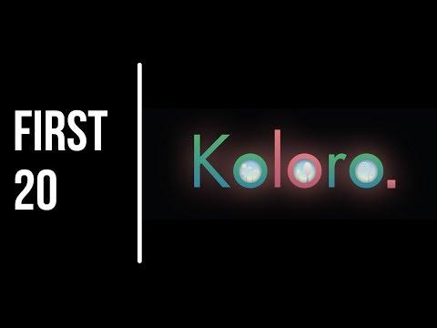 First 20- Koloro  
