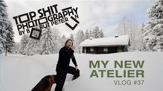 MY NEW ATELIER! Topshit Photography Vlog #37
