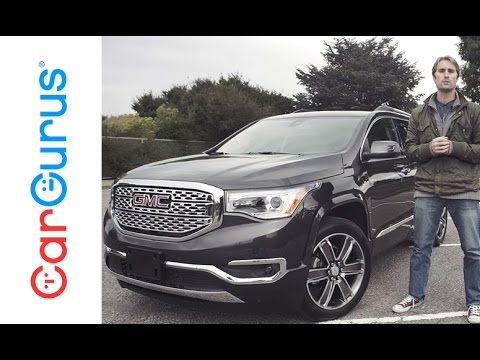 2017 GMC Acadia | CarGurus Test Drive Review