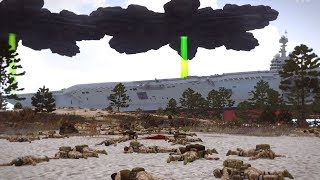ARMA 3 : The Raid on Area 51 | Alien UFO Invasion Apocalypse Mod