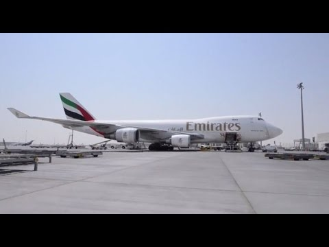 Emirates SkyCargo Trucking Operations | Emirates SkyCargo