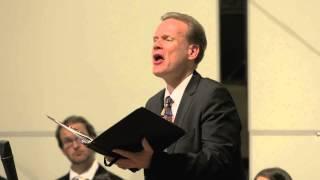 """J.S. Bach, Kantate BWV 188, Nr. 2 Aria """"Ich habe meine Zuversicht""""   Kay Johannsen"""