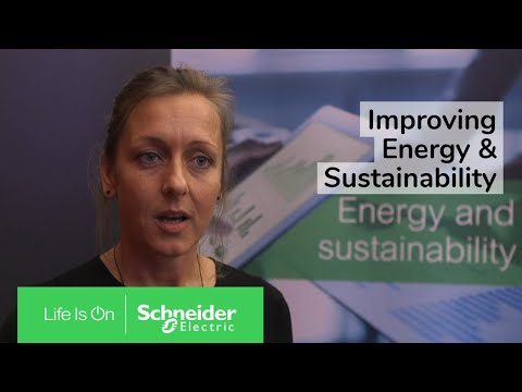 Industry Insights Improving Energy & Sustainability Performance | Schneider Electric