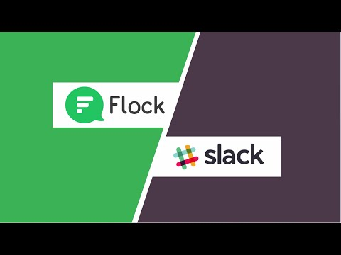 Flock is Faster - File Sharing