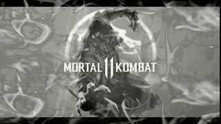 Mortal Kombat 11 FanMade Box Cover Art - Smoke