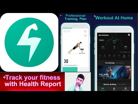 App Review Of Man Workouts - Abs Workouts & Building Muscle