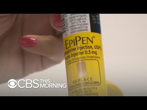 EpiPen Shortage Keeping Some Kids Out Of School