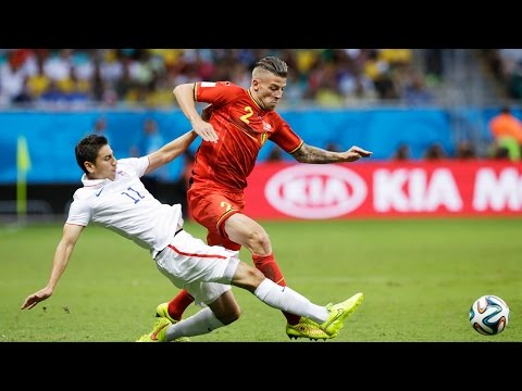 USA vs Belgium 1-2 • 2014 FIFA World Cup Highlights