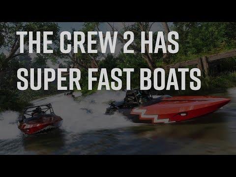 The Crew 2 - Jet Boat Racing