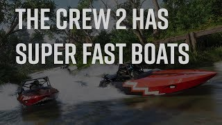 The Crew 2 - Jet Boat Racing