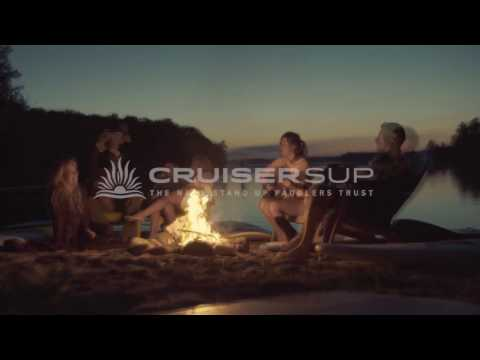 Cruiser SUP brings family and friends together