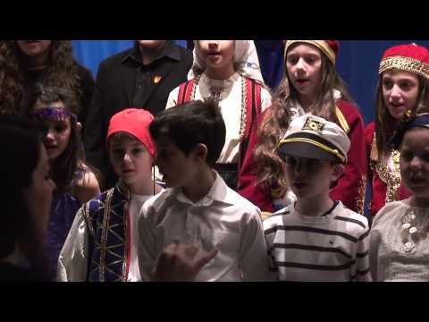 Hellenic American Academy - Choir - Greek National Anthem