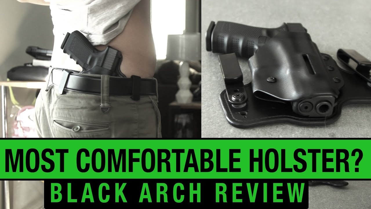 IWB Holsters - Which Ones Are The Most Comfortable?