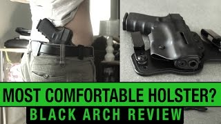 Most Comfortable Gun Holster Ever? - Black Arch Holsters Review - Protos M Box Set