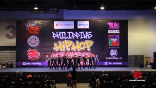 reDefine - MegaCrew Division - Official HHI/PH NCR Regional Championship
