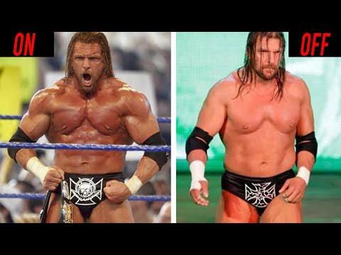 10 WWE Wrestlers