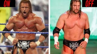 10 WWE Wrestlers Who Clearly Lost Their Physique When OFF 'ROIDS!'