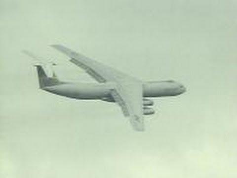 C-141 Starlifter at Mildenhall