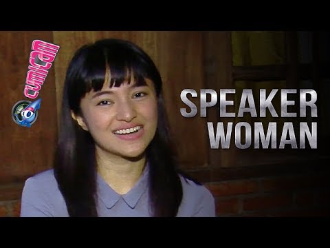Kemana-mana Marshanda Tenteng Speaker - Cumicam 05 Juli 2017