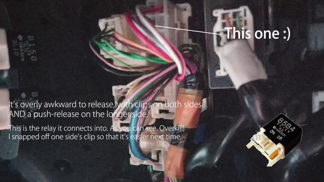 99 Miata Ecu Wiring Diagram