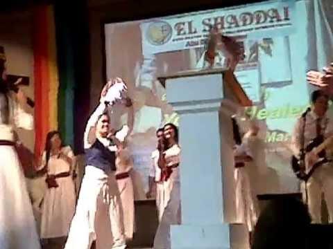 17th Anniversary of El Shaddai Abu Dhabi, UAE