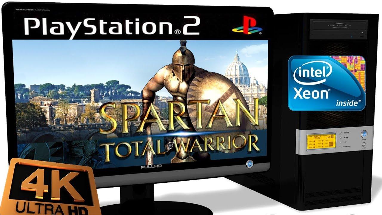 Pcsx2 1 5 0 Ps2 Spartan Total Warrior 4k Gameplay Settings Opengl Api 2
