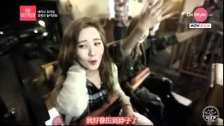 141018 THE TTS 太妍的頭髮