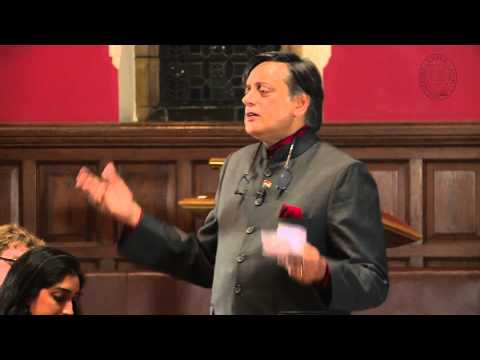 Shashi Tharoor speaks about british colonial system in india and the pre-independence economy