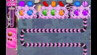 Candy Crush Saga Level 715, 3***Stars, Lollipop Hammer