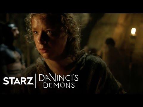 Da Vinci's Demons  Ep. 208 : Escape  STARZ