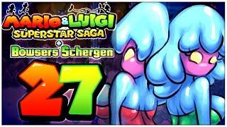 Mario & Luigi: Superstar Saga + Bowsers Schergen Part 27: ELLEN & GANZIA, die Wunderhand-Schwestern