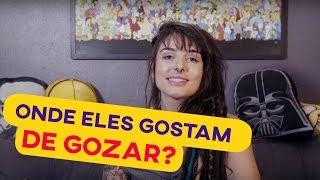 5 LUGARES ONDE ELES GOSTAM DE GOZAR