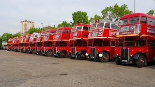 London Bus Museum Celebrate 75 Years Of The Classic RT.