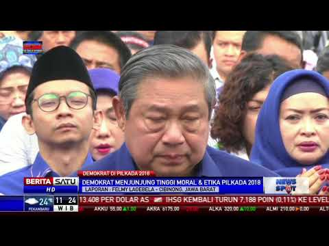 SBY Sampaikan Pernyataan Politik 2018