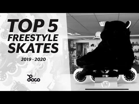 Top 5 Freestyle Skates 2019/20   LocoSkates