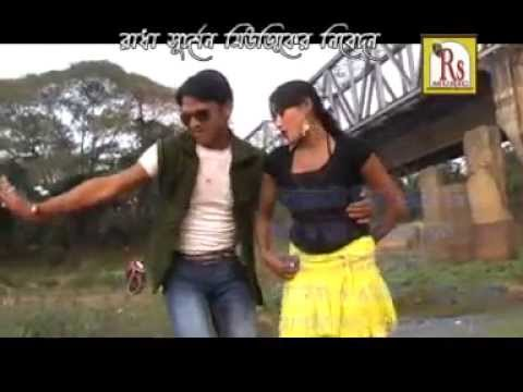 Bhor Rate Chabi Dhukai | Bengali Lok Geet Song | Latest Bangla Songs 2015 | Moyna | Rs Music