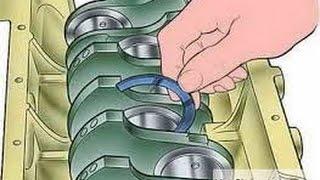 видео Как обкатать двигатель после капремонта? 2 практических способа