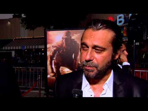 Riddick: Jordi Molla World Premiere