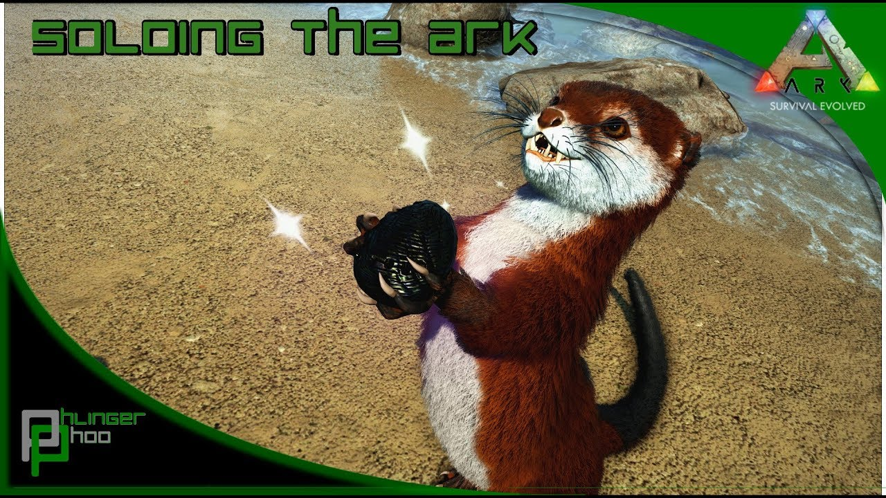 Soloing The Ark S4e50 Otter Where To Find And How To Tame Youtube I use the whistle attack, as setting them on aggressive can get out of hand pretty quickly. soloing the ark s4e50 otter where to find and how to tame