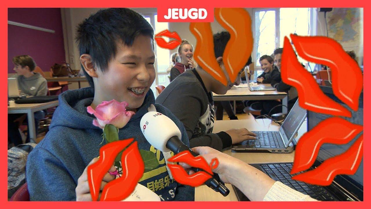 Anoniem een roos versturen op Valentijnsdag #1