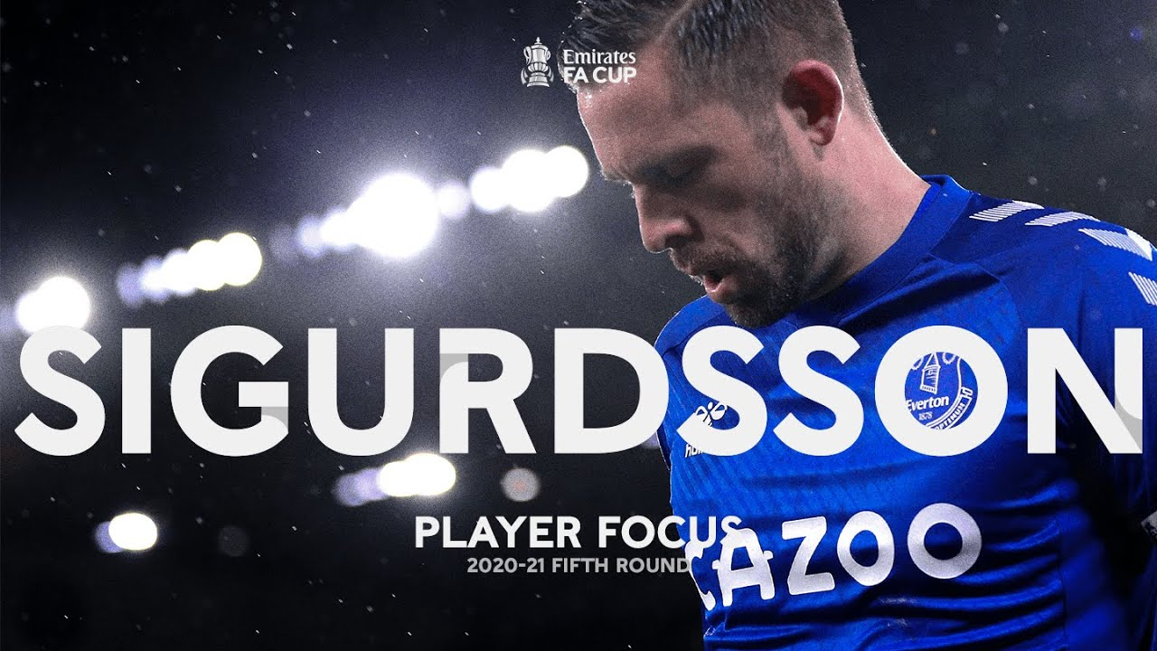 One Goal and THREE Assists | Player Focus | Gylfi Sigurdsson's Amazing Fifth Round Performance