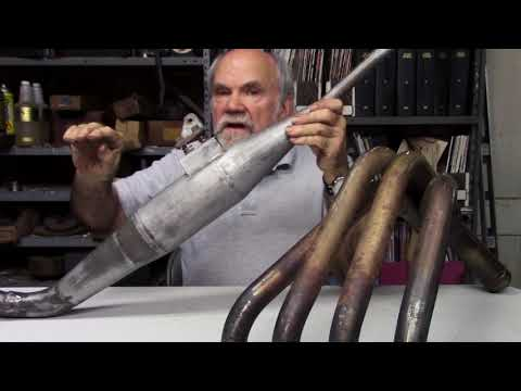 How Do Motorcycle Exhaust Pipes Work?